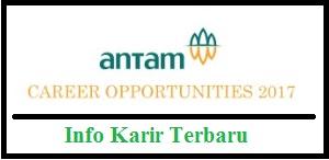 Karir PT ANTAM (Persero) Tbk