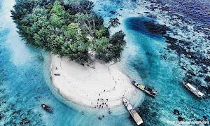 pulau dolphin dan paket wisata pulau kelapa