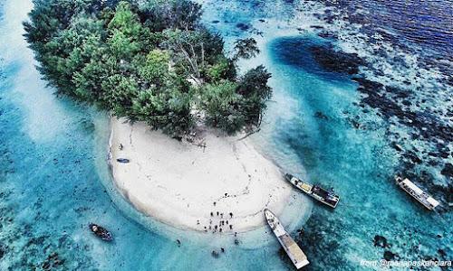 paket wisata pulau dolphin - pulau kelapa
