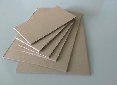 Cách làm giấy bồi