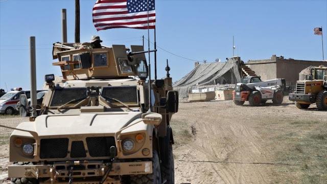 EEUU envió 500 camiones con armas a milicias kurdas en Siria