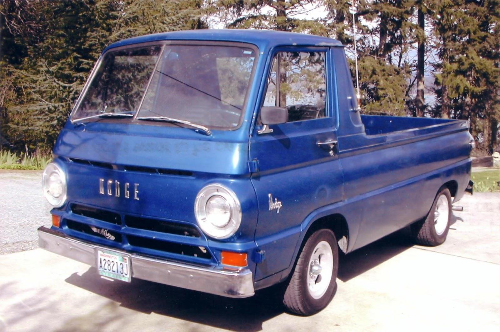 "1961 Ford Econoline Pickup ""E Series"" - Very Rare! For Sale  Ford Econoline Pickup Trucks"
