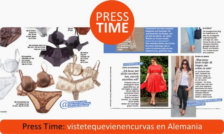 Press Time: vistetequevienencurvas en Alemania