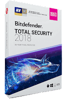 bitdefender total security 2018 activation code