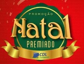 Cadastrar Promoção CDL Natal Premiado 2018