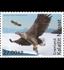 Grönlati postimerkki 2017