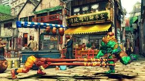 Download Street Fighter IV Highly Compressed