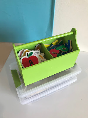 Classroom organization and supplies