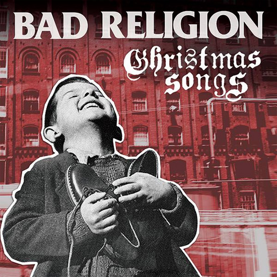 <center>Bad Religion to release christmas songs record</center>
