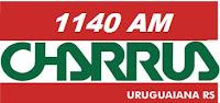 Rádio Charrua AM 1140 KHz de Uruguaiana RS