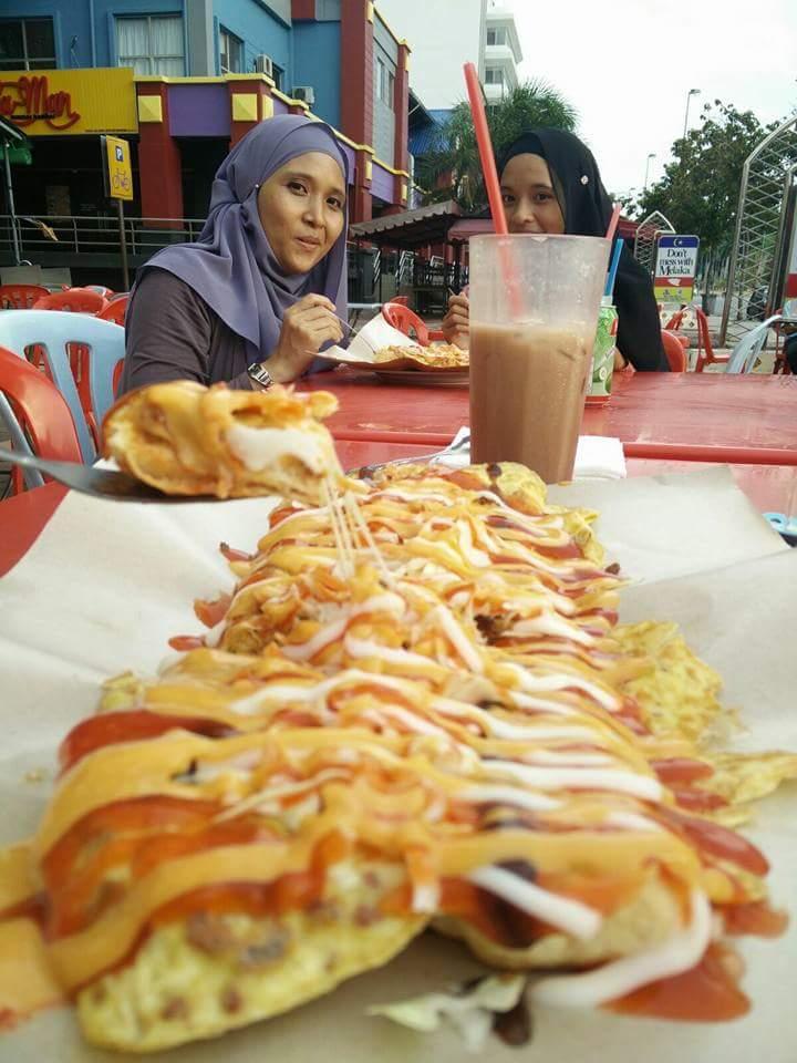 Roti John Tarik Mael Lambong