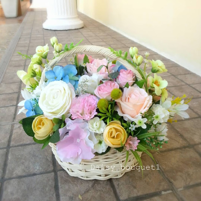 Hoa đẹp Valentine, Giỏ hoa đẹp và lãng mạn cho ngày Valentine 14/2