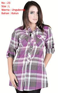 SALE 65% | Blouse Wanita | Baju Wanita | Kemeja Wanita 23