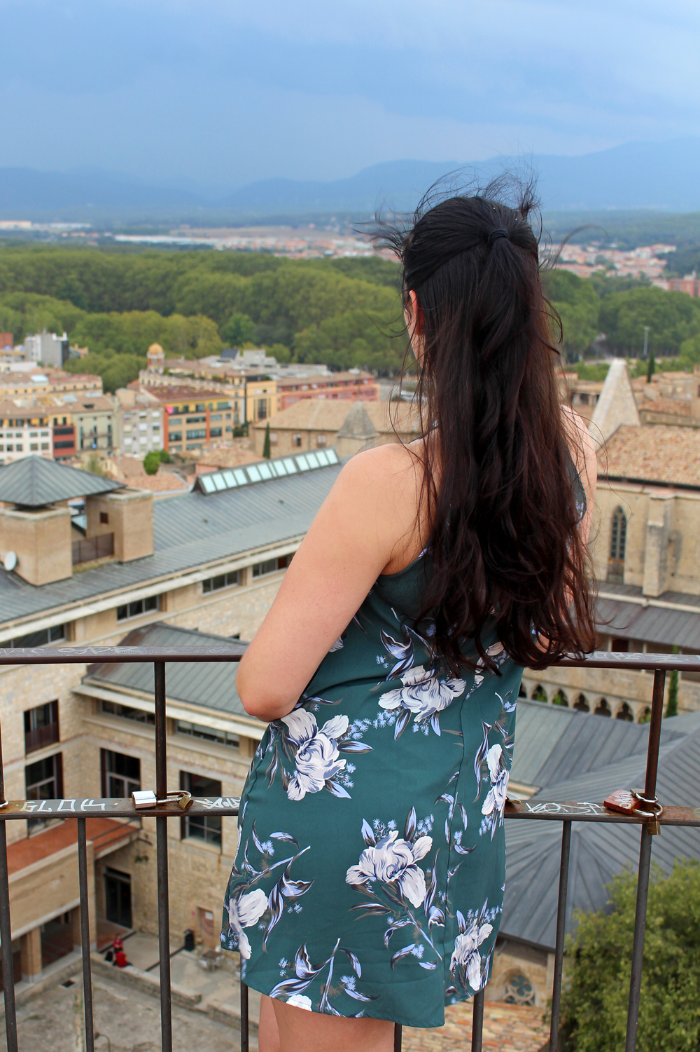 Views of Girona, Spain - travel & lifestyle blog
