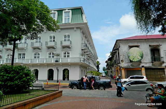 Cidade do Panamá - Centro Histórico