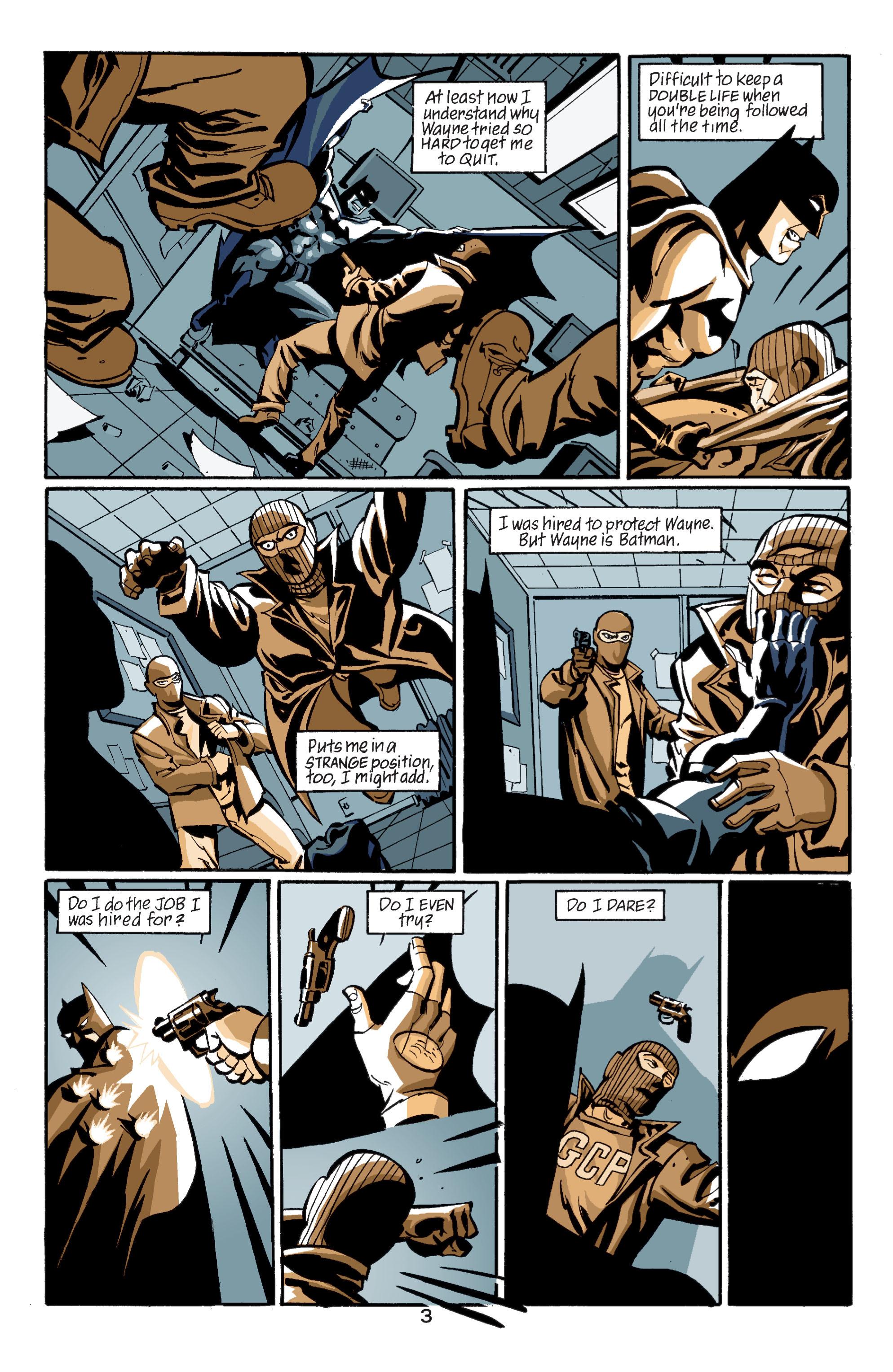Detective Comics (1937) 758 Page 3