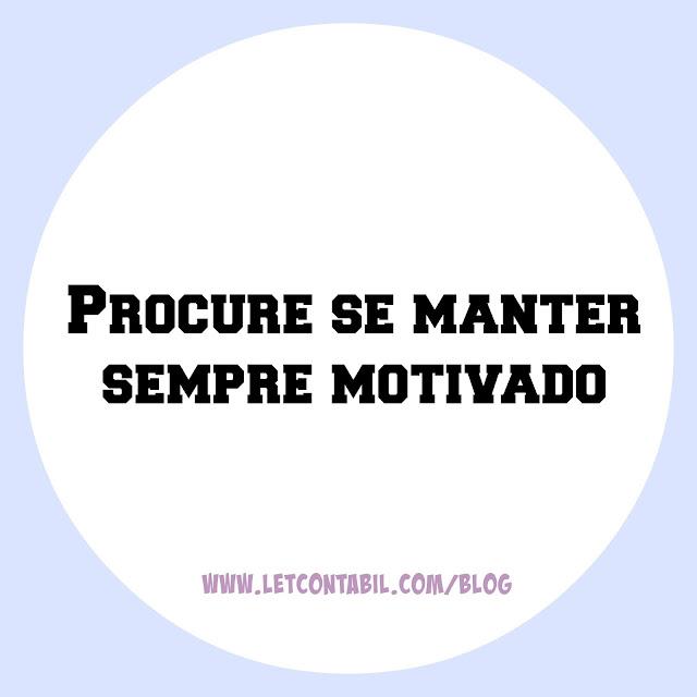 Como manter-se motivado, motivação, motivacional