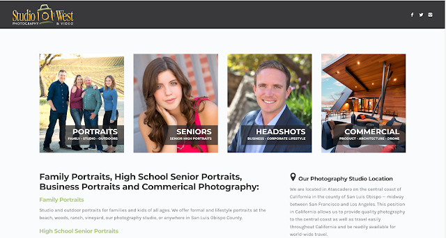 Family Portrait Photography - High School Senior Portraits - Business Headshots - Architectural Photography - Commercial Photography - Studio 101 West Photography