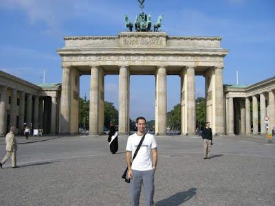 Puerta de Brandemburgo en BerlIn