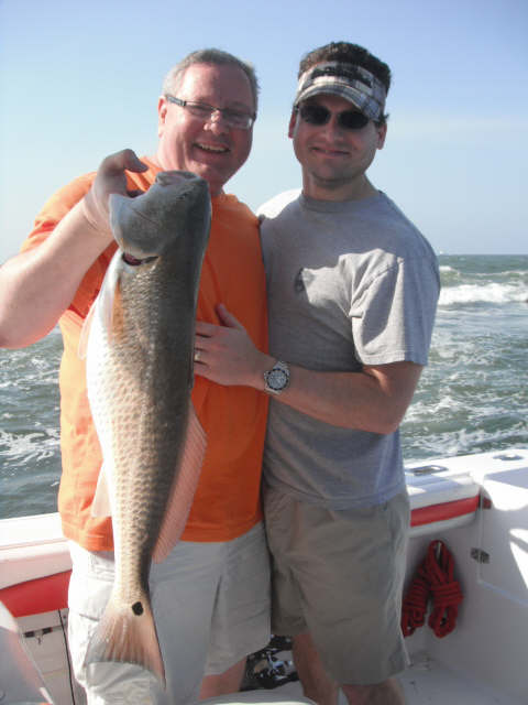 galveston jetty outdoor report