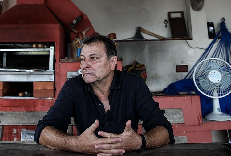 Battisti tiene cadena perpetua en Italia pero fue asilado por los gobiernos del PT en Brasil / ANSA