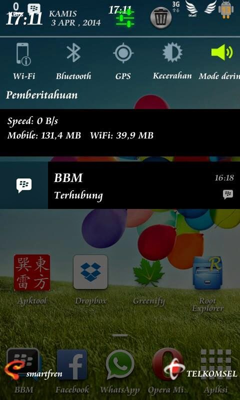 Ssh maxis android