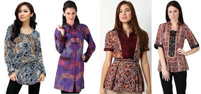 Model baju wanita