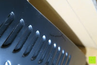 Lack: Andrew James – 23 Liter Mini Ofen und Grill mit 2 Kochplatten in Schwarz – 2900 Watt – 2 Jahre Garantie