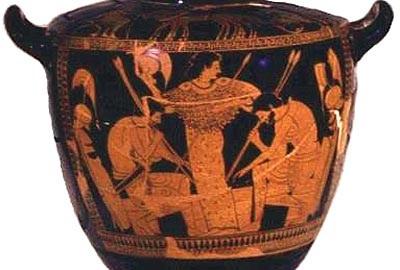 Το τάβλι στην αρχαία Ελλάδα