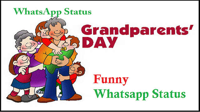 Best Grandparenys Day 2017 Whatsapp Status video  (30sec) For Whatsapp And Facebook