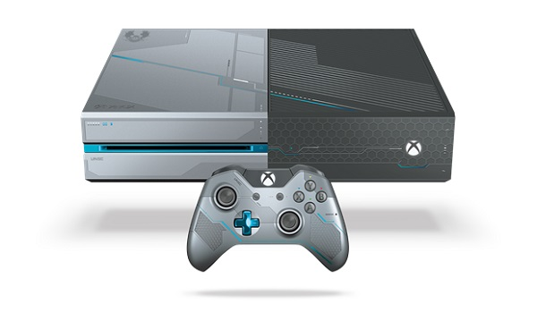 Xbox One Halo 5: Guardians Limited Edition Bundle