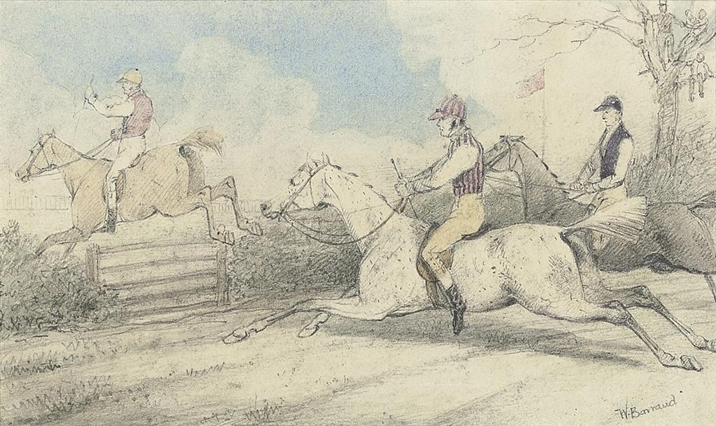 Hip 243 Dromos Y Caballos Racetracks And Horses Frank Hayes