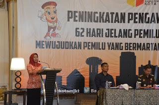 62 Hari Jelang Pemilu, Ini Pesan Khusus Walikota Mojokerto