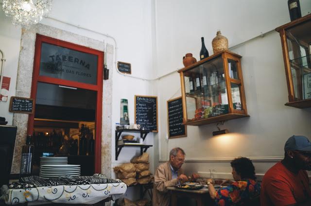 タベルナ・ダ・ルーア・ダス・フローレス(Taberna da Rua das Flores)