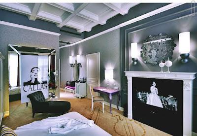 impresie imagini camere hotel aria budapesta