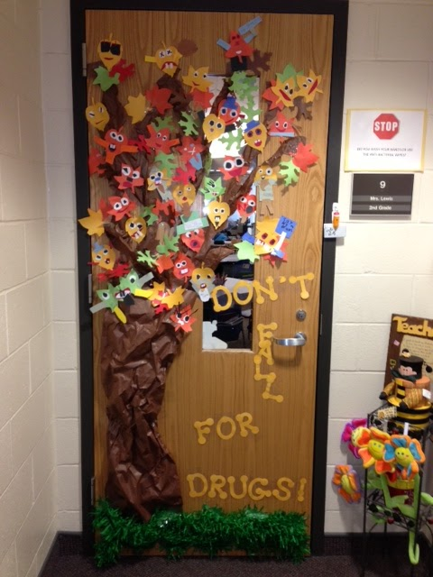 Rockin' Teacher Materials: Don't Fall for Drugs!