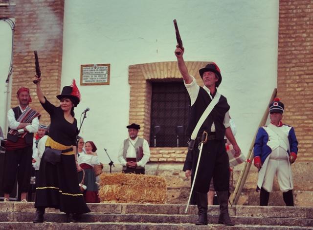Ronda Romántica, la Feria de los bandoleros