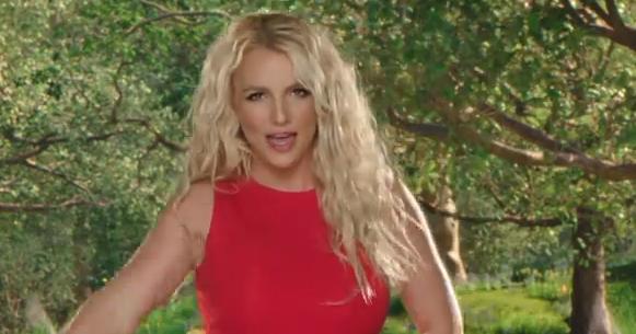 SnapCacklePop: New Video Alert - Britney Spears - Ooh La La