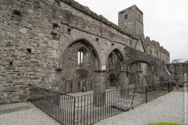 Abadía de Sligo Irlanda