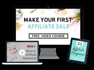 Free Affiliate Course