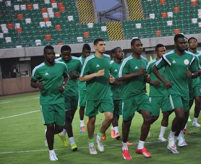 Super Eagles Camp Opens May 23