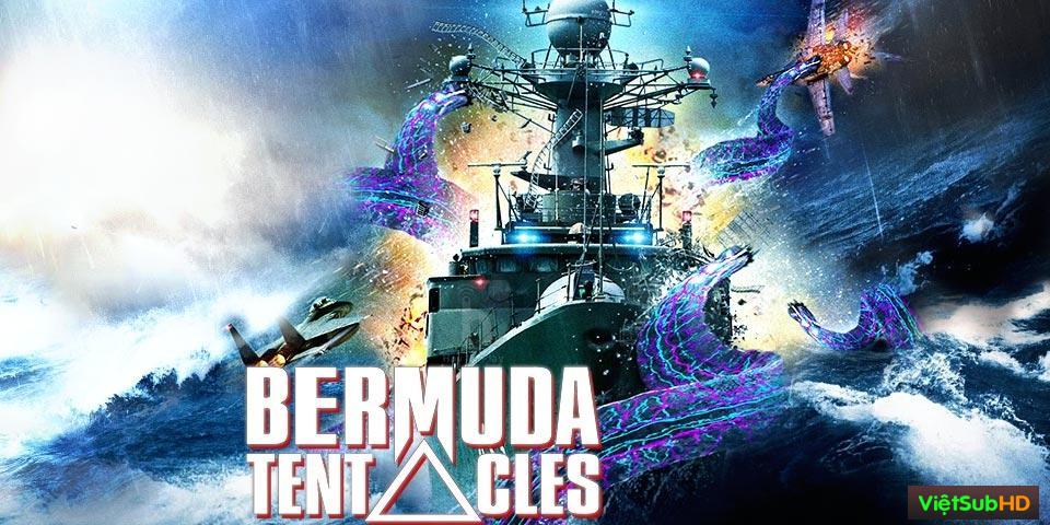 Phim Bạch Tuột Khổng Lồ VietSub HD | Bermuda Tentacles 2014
