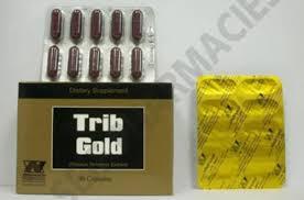 سعر ودواعي إستعمال كبسولات تريب جولد Trib Gold أقراص