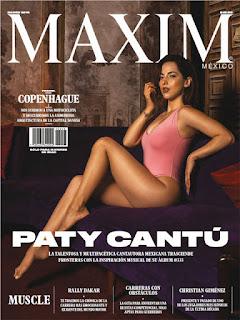 Maxim México - Marzo 2019