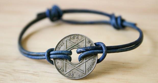 Simple Sliding Knot Bracelet Tutorial Alternative To