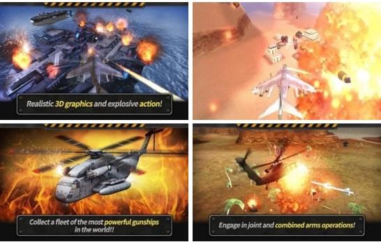 ikon gunship battle