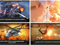 GUNSHIP BATTLE Helicopter 3D v2.5.60 MOD APK Offline
