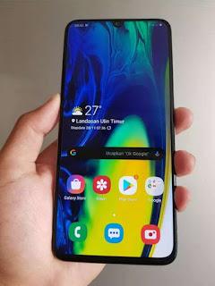 Ini Spesifikasi Samsung Galaxy A70, Memiliki RAM 6 GB