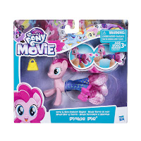 My Little Pony the Movie Pinkie Pie Land & Sea Fashion Styles Brushables