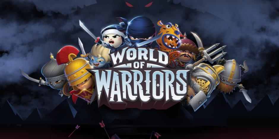 World of Warriors APK Mod 1.12.1+Data (Offline, Unlimited money/God) for Android
